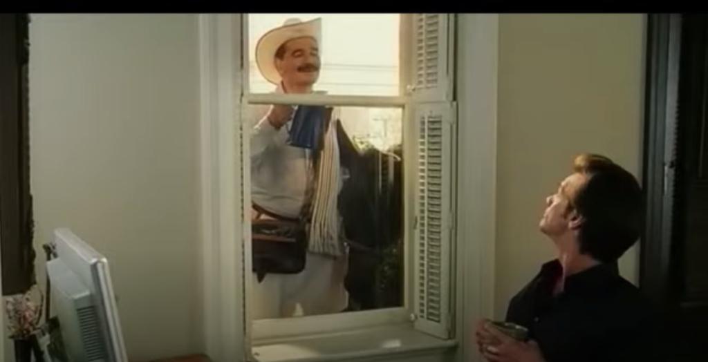 Jim Carrey y Juan Valdez