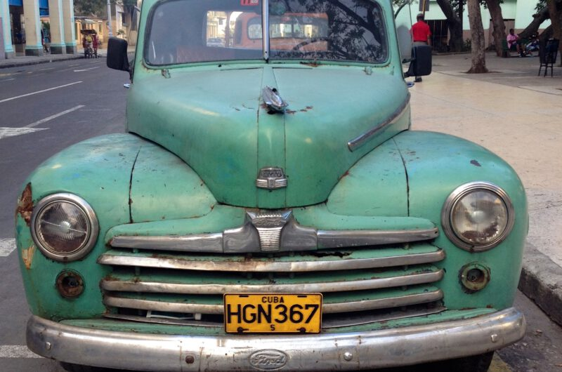 Almendrón La Habana