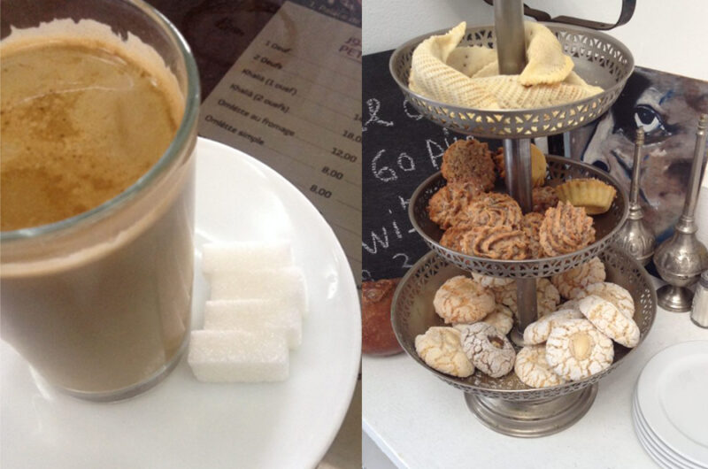 Café Paris en Tánger